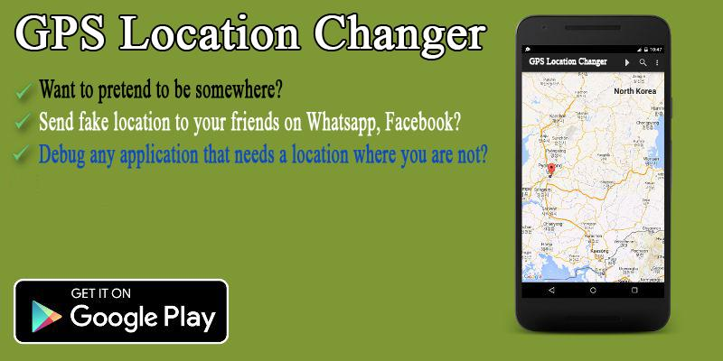 GPS Location Changer for Android - APK Download