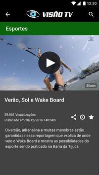 Visão TV screenshot 4