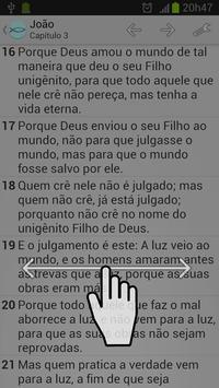 Bíblia Sagrada ABV apk screenshot