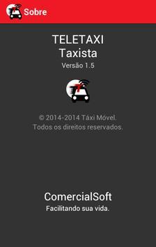 TELETAXI -JP/PB Versão Taxista apk screenshot