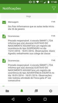 Escolar Manager Smart apk screenshot
