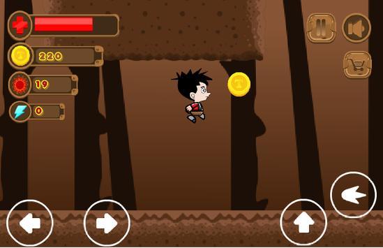 Thiaguinho Adventure apk screenshot