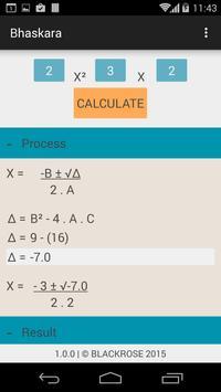 Bhaskara Calculator V3 apk screenshot