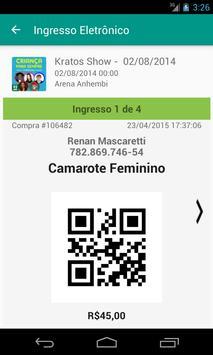Ticket Fácil apk screenshot