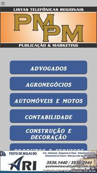 PMPM Listas screenshot 1