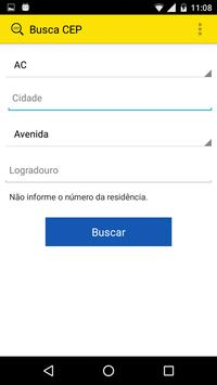 Busca CEP apk screenshot