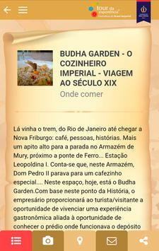 Caminhos do Brasil Imperial apk screenshot