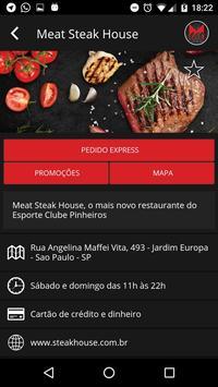 Meat Steak House apk screenshot