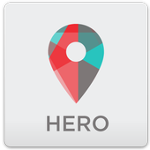 Track by Hero - Monitor icon
