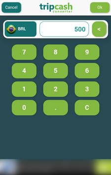 TripCash Converter apk screenshot