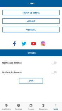 Faculdade de Direito SBC - Portal Acadêmico screenshot 4