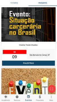 Faculdade de Direito SBC - Portal Acadêmico screenshot 3