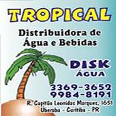 Tropical Distribuidora de Água e Bebidas. icon