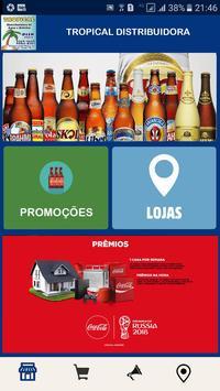 Tropical Distribuidora de Água e Bebidas. screenshot 1