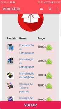 Pede Fácil - Goianésia apk screenshot