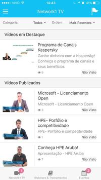Network1 apk screenshot