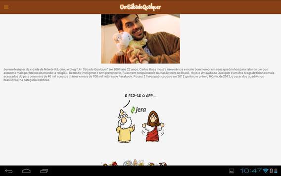 Um Sábado Qualquer screenshot 9