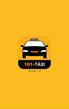 101-TÁXI - Passageiro poster