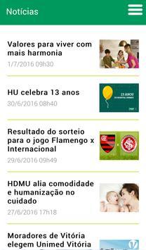 Unimed Sul Capixaba Cooperado apk screenshot
