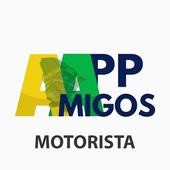 AppAmigos Taxi - Motorista icon