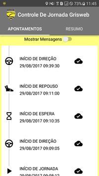 Controle de Jornada Grisweb screenshot 1
