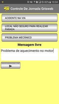 Controle de Jornada Grisweb screenshot 5