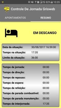 Controle de Jornada Grisweb screenshot 6