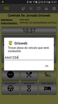 Controle de Jornada Grisweb screenshot 7