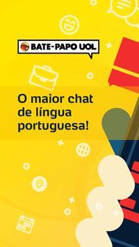 Bate-Papo UOL: Chat de paquera, namoro & amizade poster
