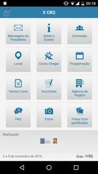 X C. Brasileiro de Queimaduras screenshot 1