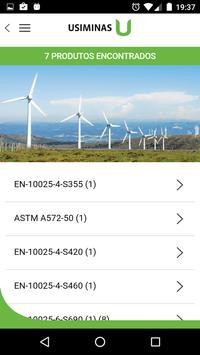 Catálogo de Produtos Usiminas apk screenshot