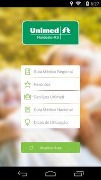 Guia Médico Unimed Nordeste-RS poster