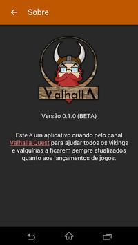 Calendário Gamer screenshot 1