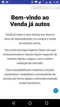 Venda Já Autos screenshot 2