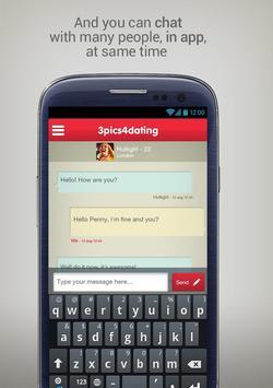 3 Pics 4 Dating apk screenshot