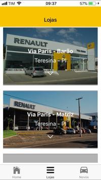 Via Paris Veículos screenshot 3