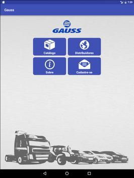 Gauss screenshot 5