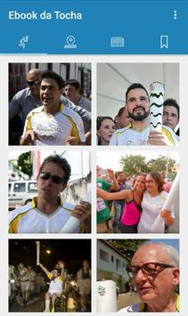 Histórias da Tocha Olímpica poster
