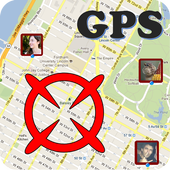 Friends Tracker - GPS and Maps icon