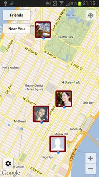 Friends Tracker - GPS and Maps apk screenshot