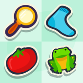 Find Stuff - Doodle match game icon