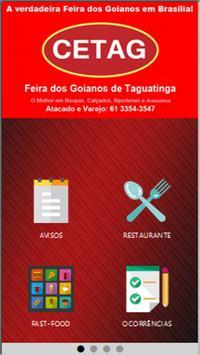 CETAG App poster