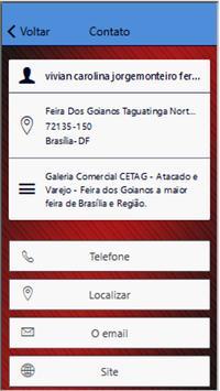CETAG App screenshot 1