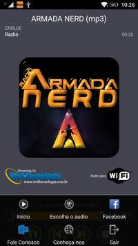 RADIO ARMADA NERD apk screenshot