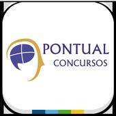 Pontual Concursos icon