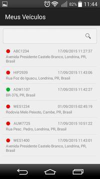 Locus Rastreamento screenshot 1