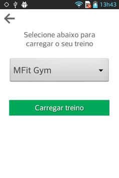 MFit Gym poster
