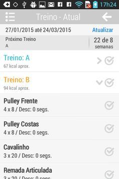 MFit Gym screenshot 2