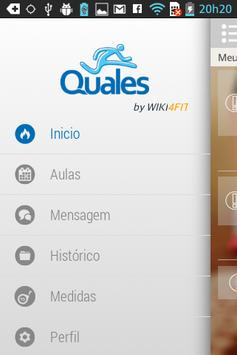 Quales apk screenshot