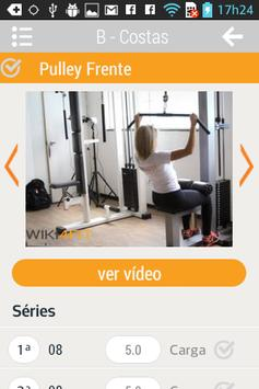 Top Treino (Desativado) apk screenshot